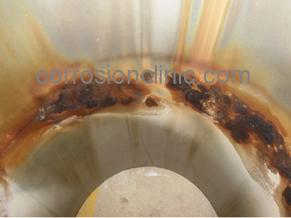 Different Types of Corrosion: Stray Current Corrosion